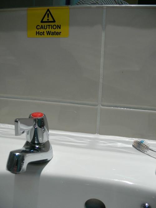 Aigua calenta
