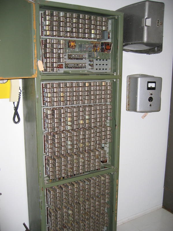 Centraleta de telefonia elèctrica