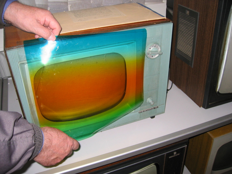 TV en color
